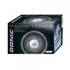 Donic Ball Coach P40+ 1-Stern 120er